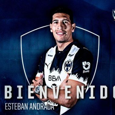 Liga BBVA MX_Estaban Andrada rayados monterrey