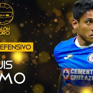 Liga BBVA MX: Luis Romo gana el Balón de Oro 2021 como mejor mediocampista defensivo