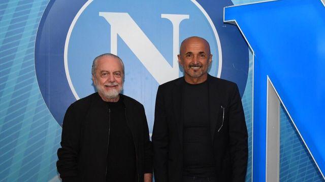 Napoli Luciano Spalletti entrenador