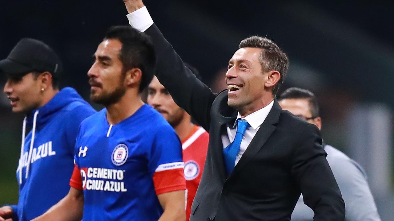 Pedro Caixinha Cruz Azul mentalidad