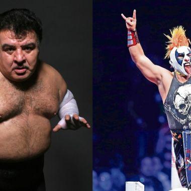 Psycho Clown, hijo de Súper Porky, manda emotivo mensaje tras la muerte de su padre