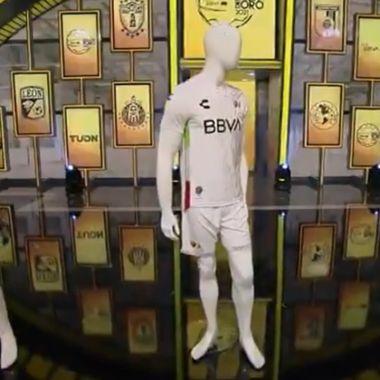 Revelado el uniforme de la Liga BBVA MX para el Juego de las Estrellas en contra de la MLS