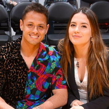 Sarah Kohan chicharito Hernández futbol pareja