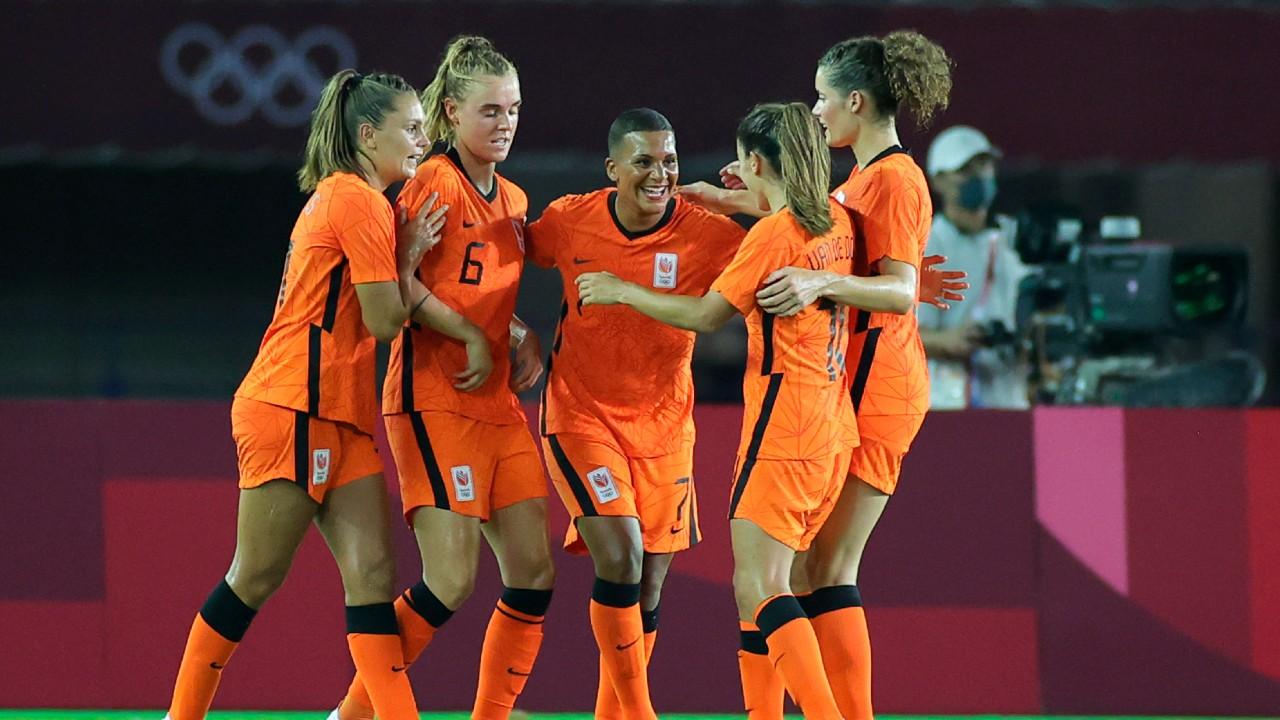 Tokyo 2020 Holanda Zambia futbol femenil