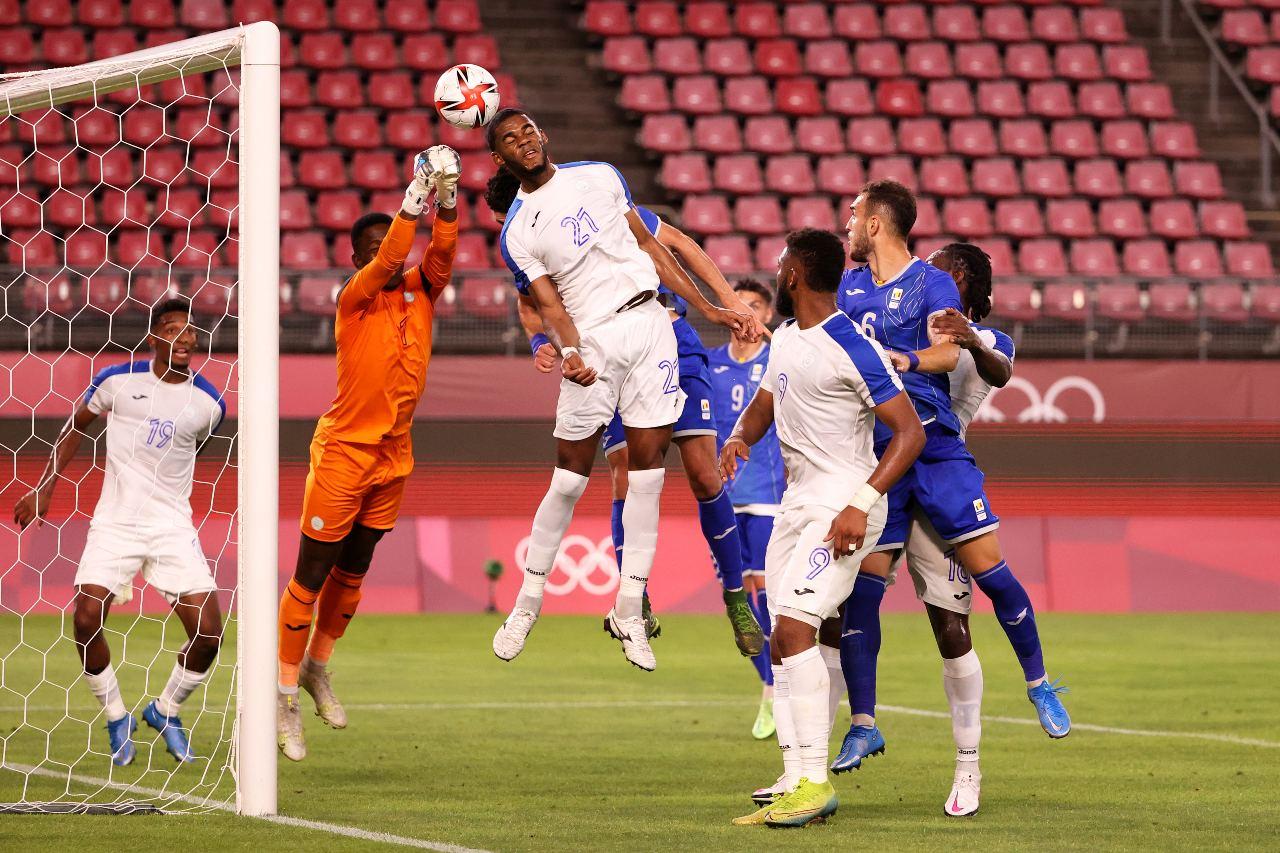 Tokyo 2020 Honduras gol olímpico