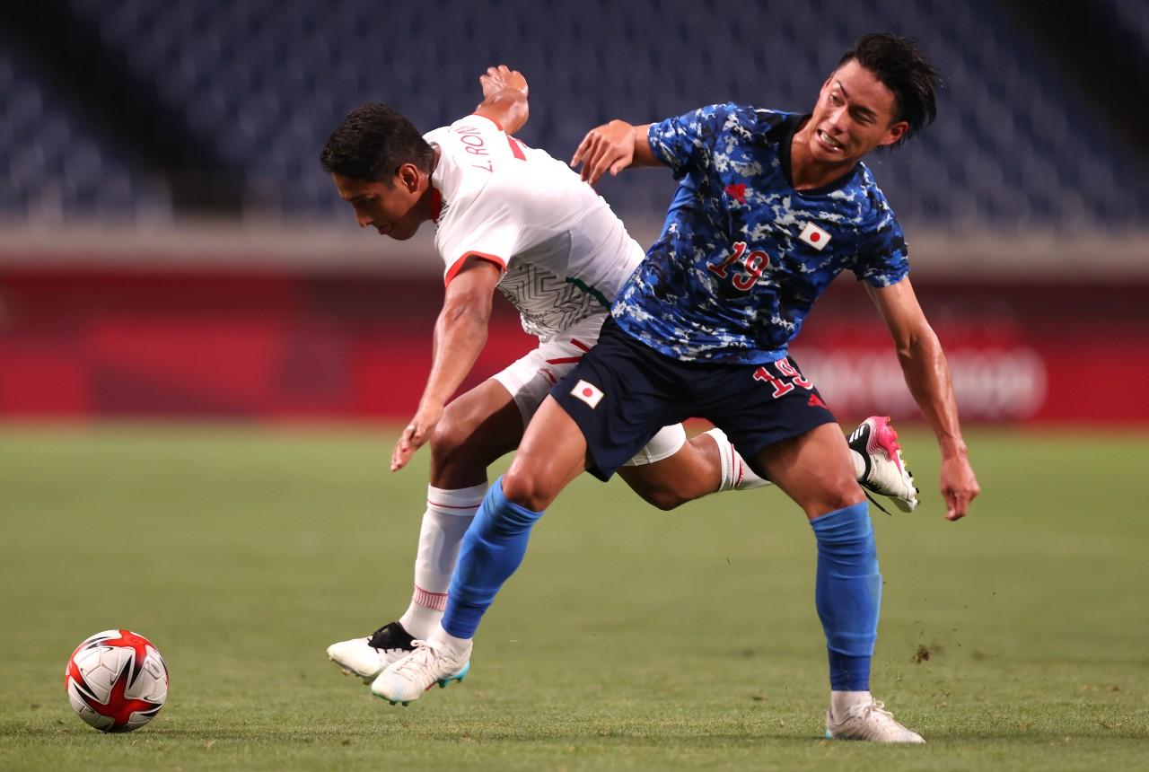 Selección Mexicana Olímpica derrota Japón