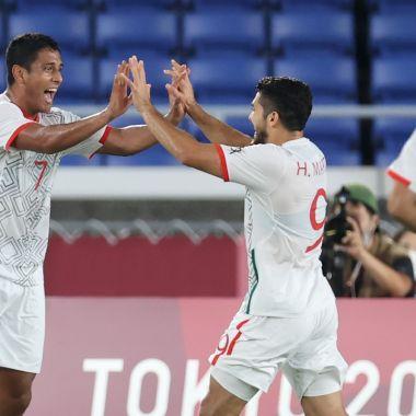 Selección Mexicana Olímpica goles Corea del Sur
