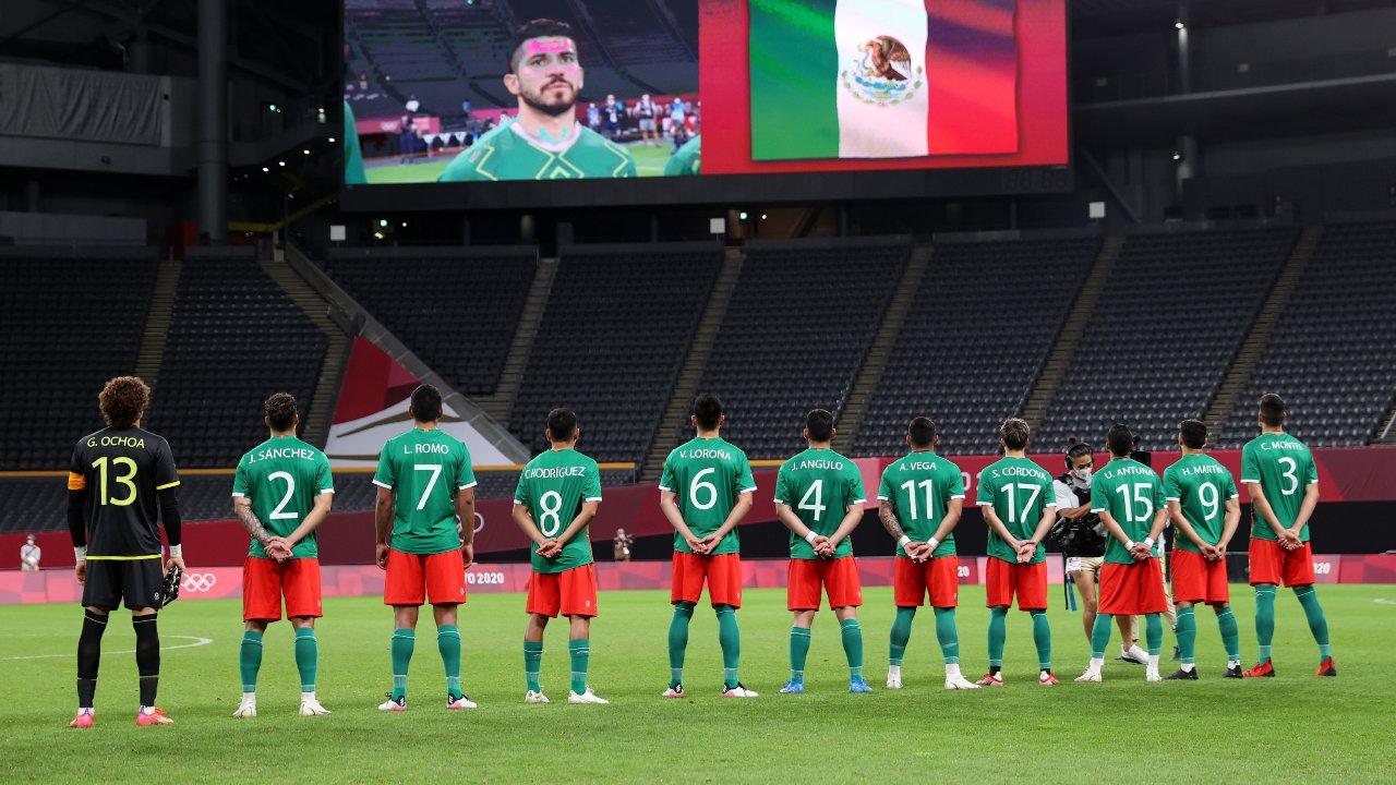 A qué hora juega la Selección Mexicana Olímpic tokyo 2020