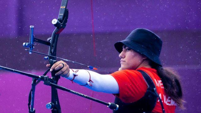 Tokyo 2020: Alejandra Valencia es eliminada en los cuartos de final de tiro con arco