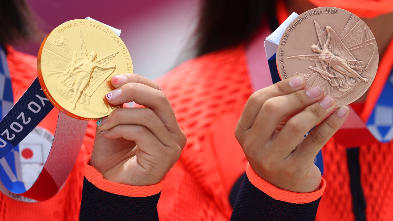 Tokyo 2020_ Así va el medallero olímpico