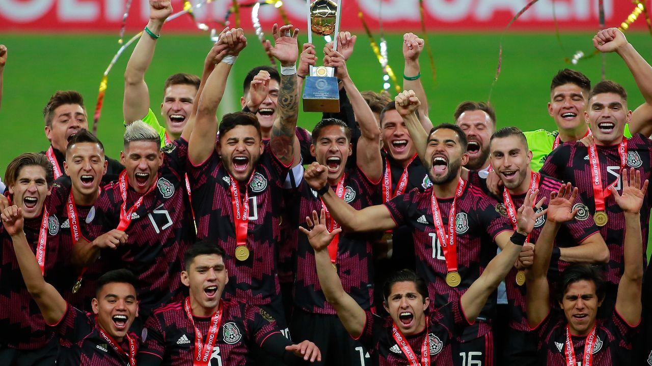 Tokyo 2020: Selección Mexicana de Futbol revela su convocatoria oficial