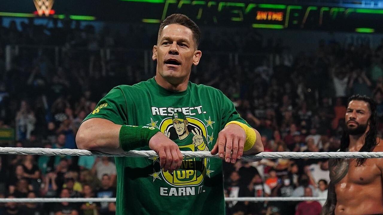 John Cena regreso WWE