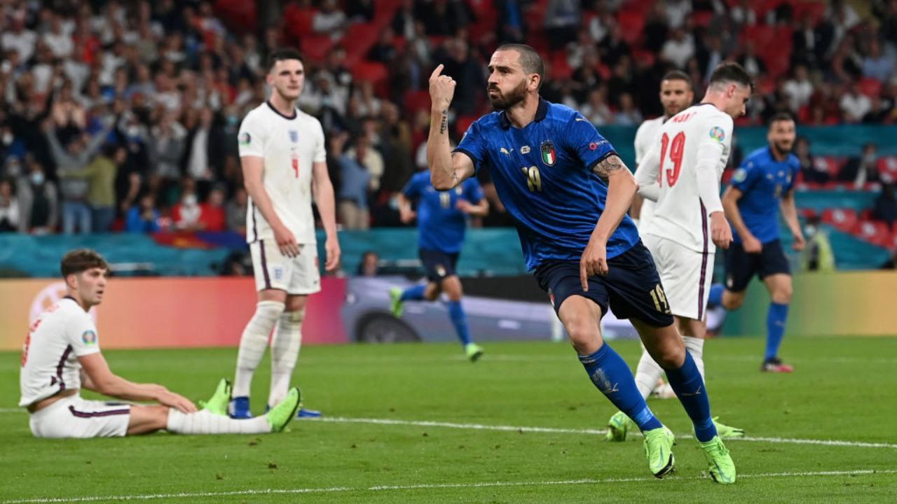 Leonardo Bonucci gol