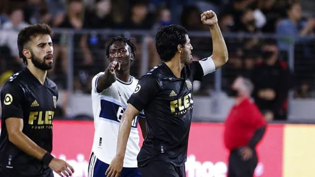 MLS Carlos Vela gol