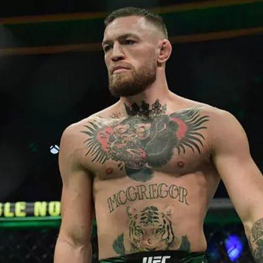 Connor McGregor recuperación lesión