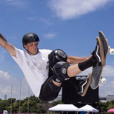 Tokyo 2020 Tony Hawk