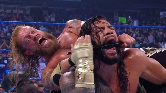 Lucha Libre WWE público