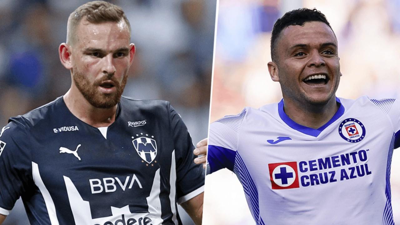 A qué hora juega el Cruz Azul contra Monterrey