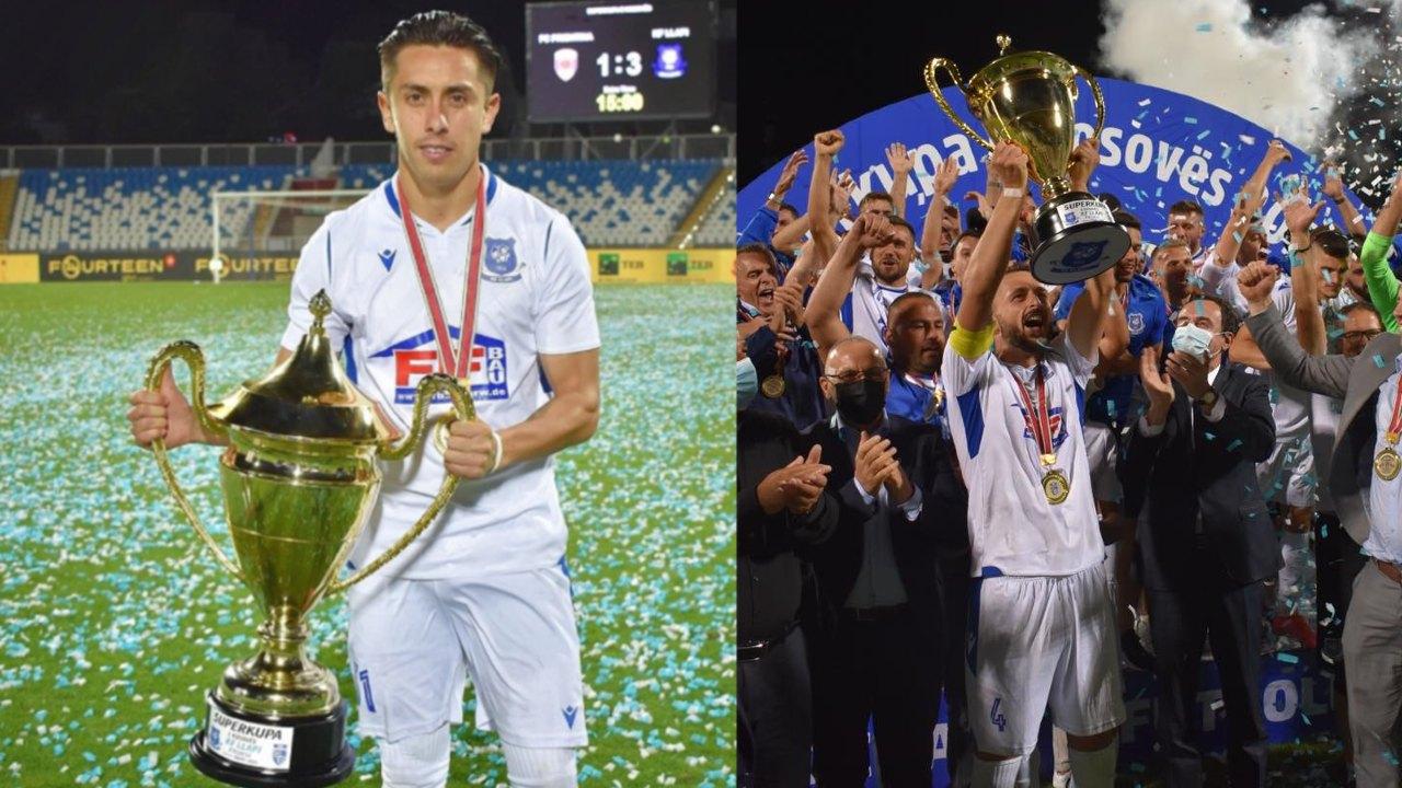 club america Cachis Rivera campeón kosovo