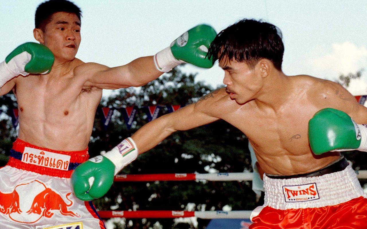 Manny Pacquiao primer campeonato mundial