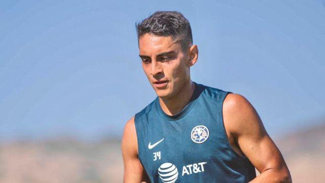 Club América lesión Santiago Naveda