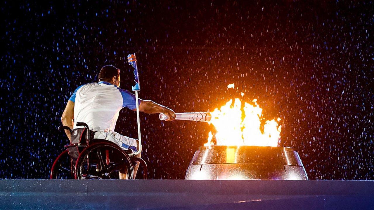 Tokyo 2020 Juegos Paralímpicos inicio