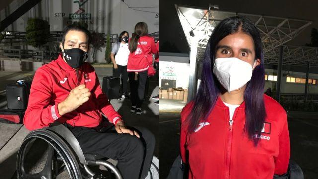 Tokyo 2020 Juegos Paralímpicos mexicanos