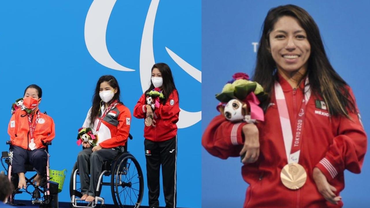 Tokyo 2020 Fabiola Ramírez medalla bronce