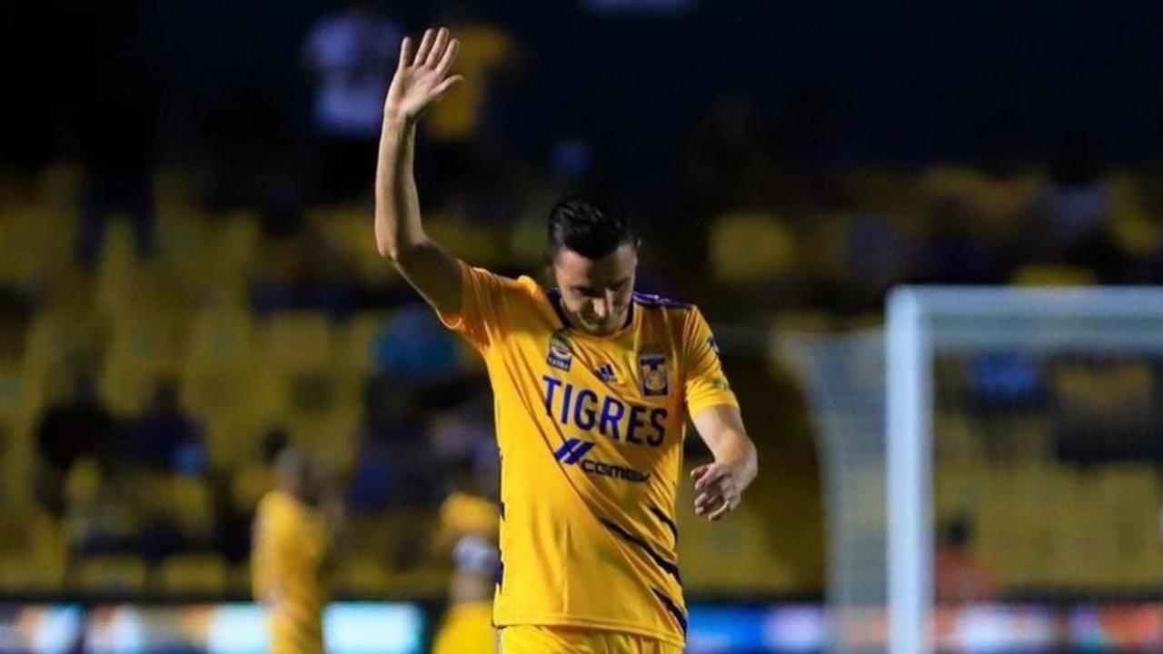 Tigres UANL Florian Thauvin debut expulsión