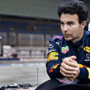 Checo Pérez Fórmula 1 Helmut Marko
