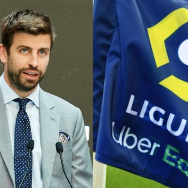 Gerard Piqué Ligue 1 España