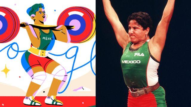 Soraya Jiménez Google Doodle