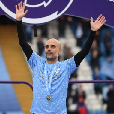 Guardiola revela la fecha en la que se irá del Manchester City (1)
