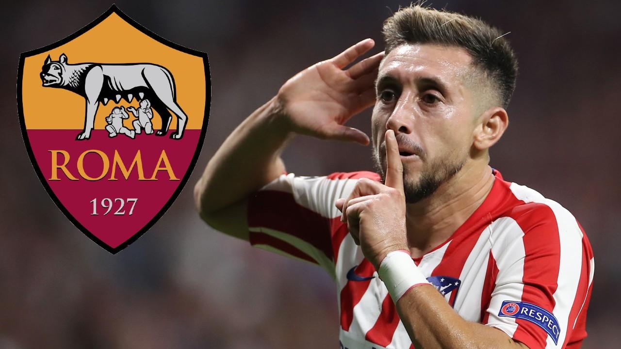 Héctor Herrera roma italia fichaje