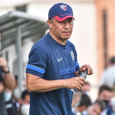 Huesca y Nacho Ambriz consiguen nueva victoria en su pretemporada