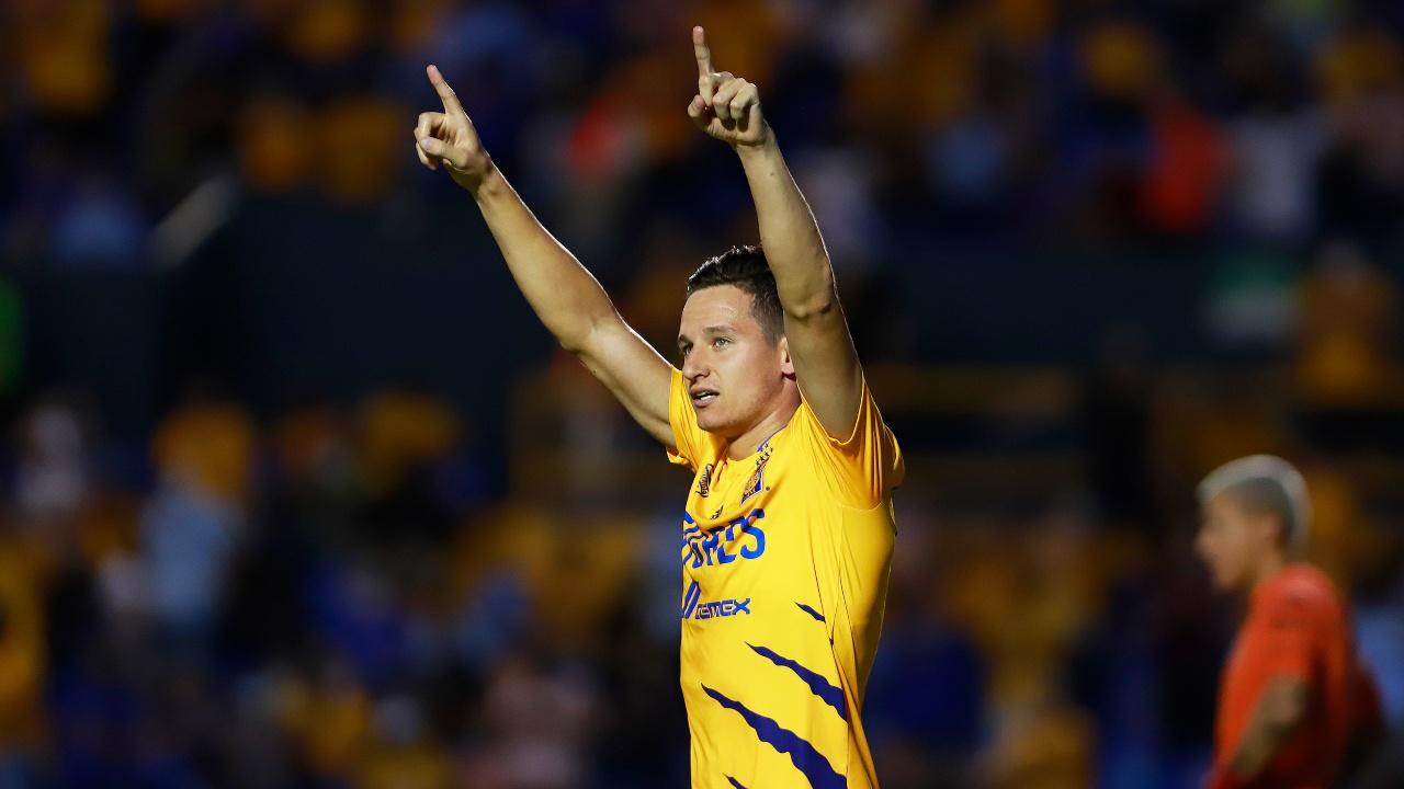 Tigres UANL Florian Thauvin gol