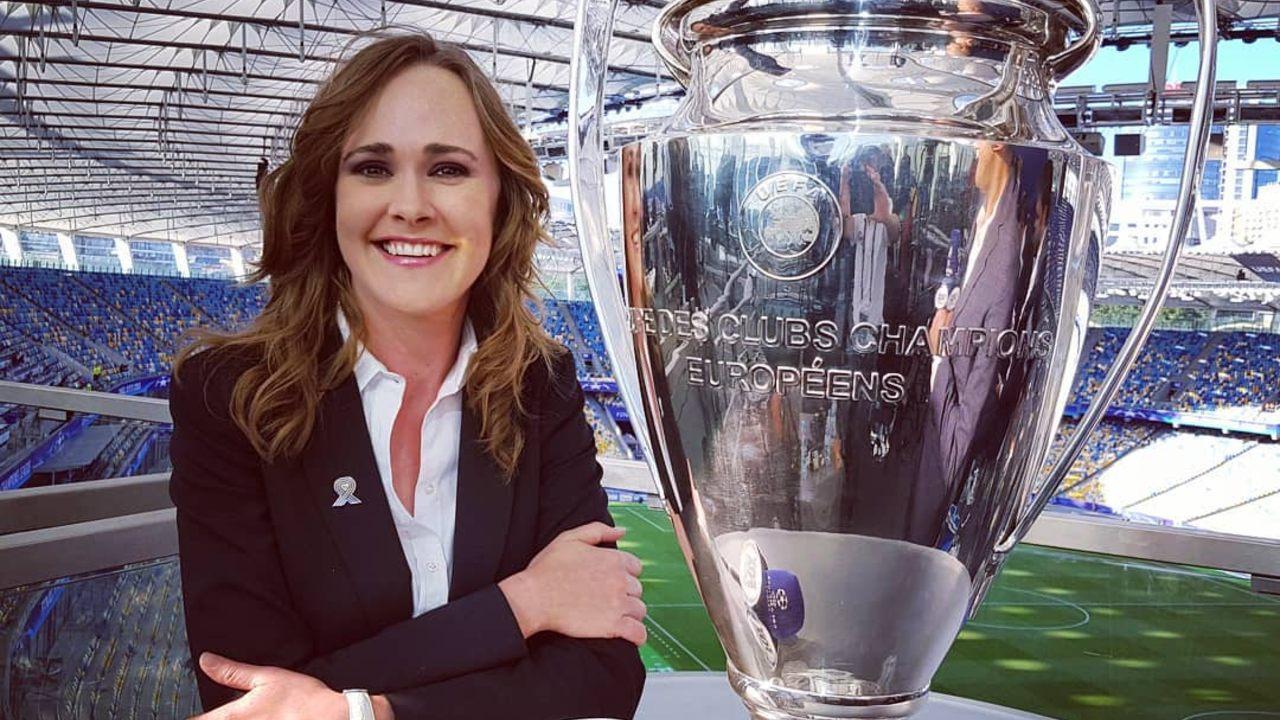 Marion Reimers renuncia televisora futbol