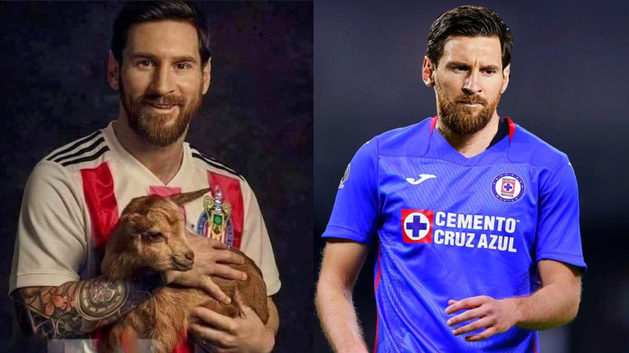Messi se va del Barcelona memes