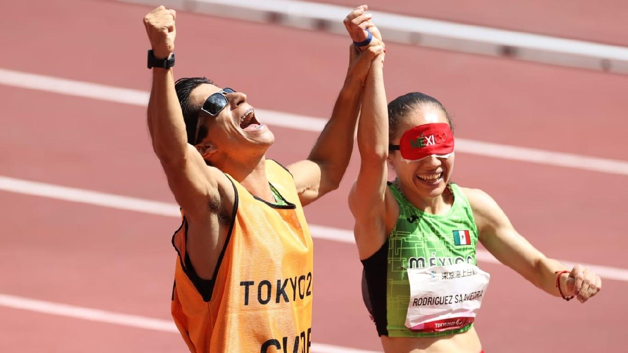 Mónica Rodríguez medalla oro tokyo 2020