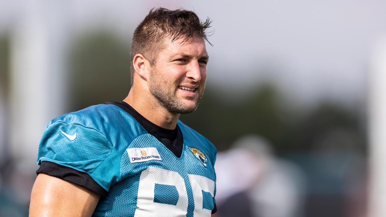 Tim Tebow NFL Jaguars