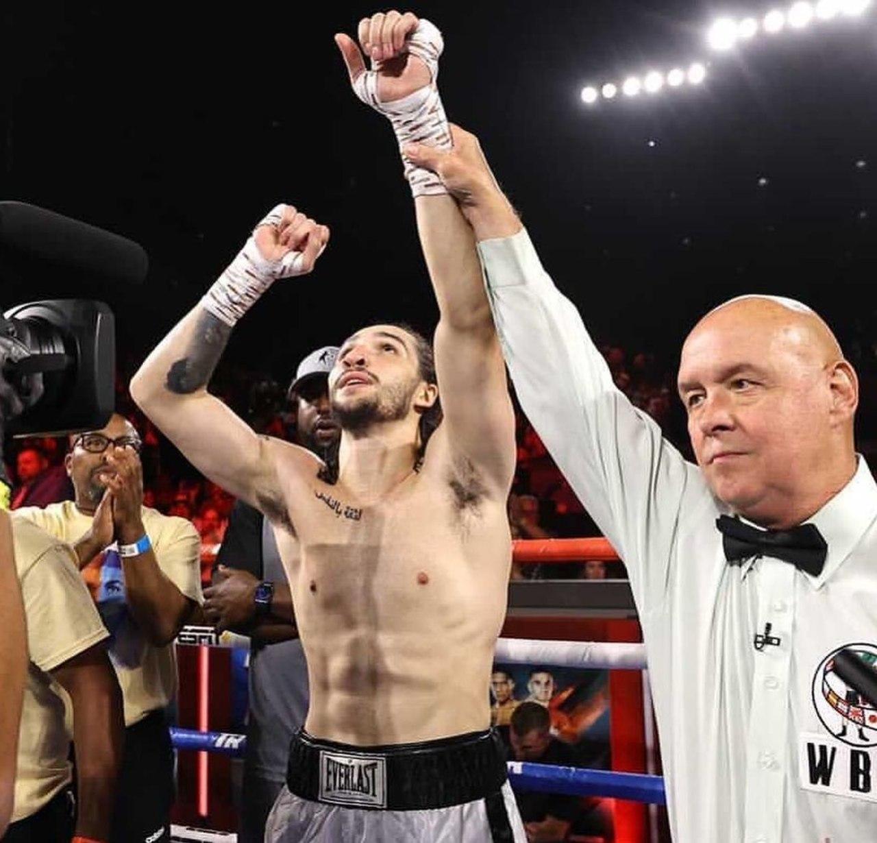 Nieto Muhammad Ali debut