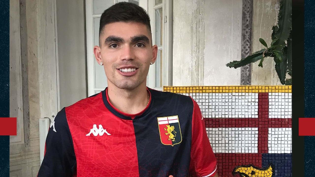Johan Vásquez se convierte en nuevo jugador del Génova de Italia