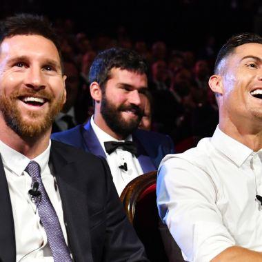 PSG Cristiano Messi