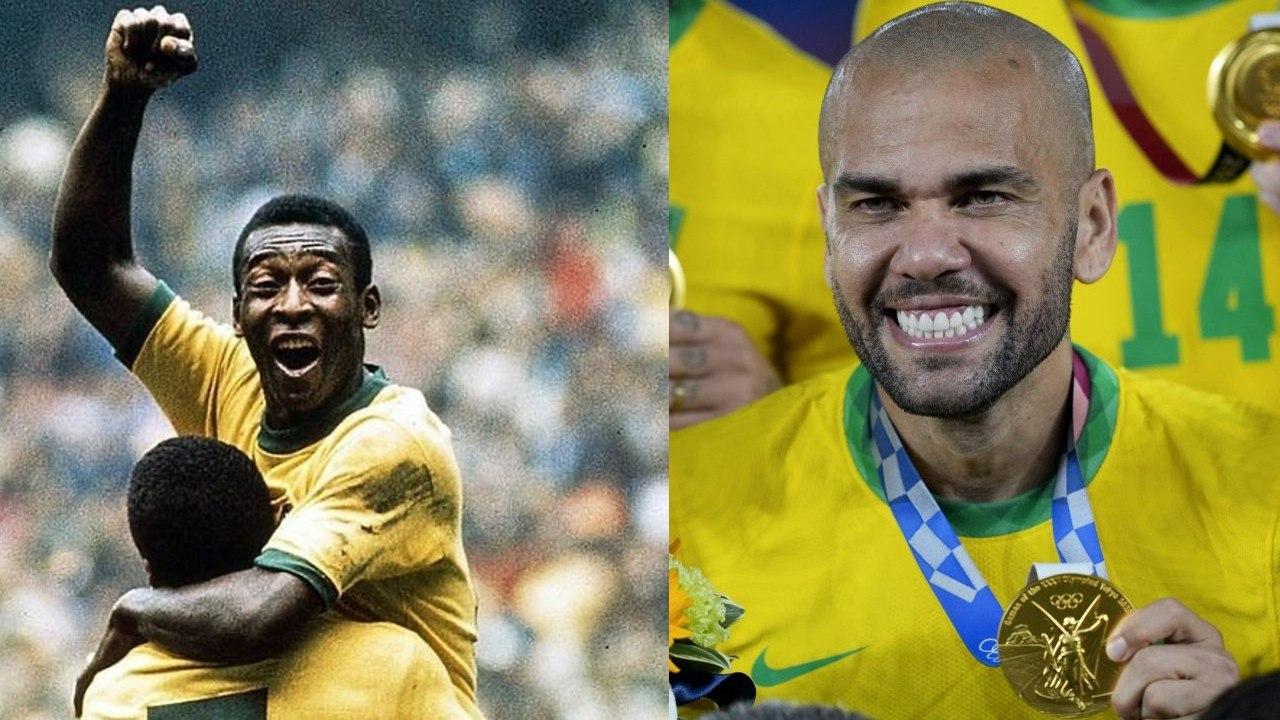 Pelé tokyo 2020 selección brasileña medalla de oro