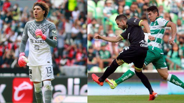 Resultados Liga BBVA MX Jornada 4