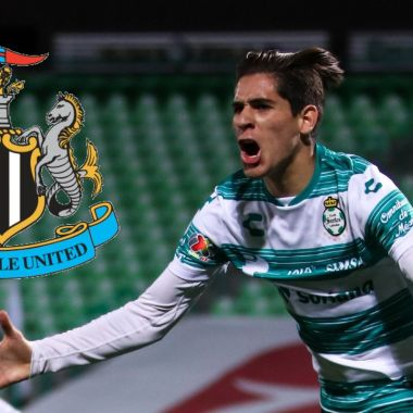 Liga BBVA MX Santiago Muñoz Newcastle