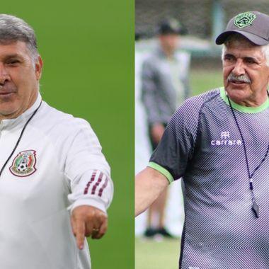 Selección Mexicana Tuca Gerardo Martino