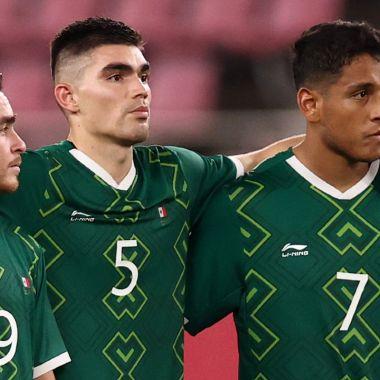 Selección Mexicana Olímpica Luis Romo
