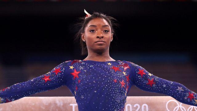 Tokyo 2020 Simone Biles final