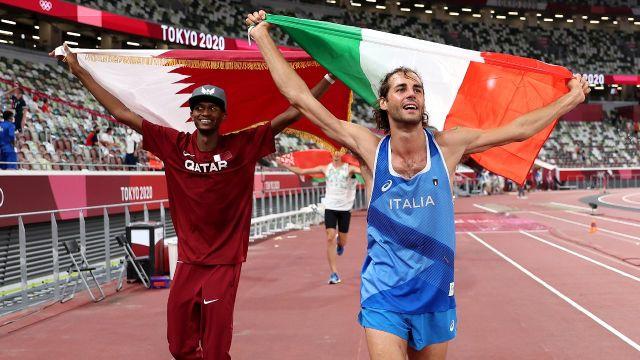 tokyo 2020 salto de altura italia qatar